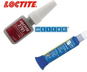 Таблица аналогов Weicon и Loctite