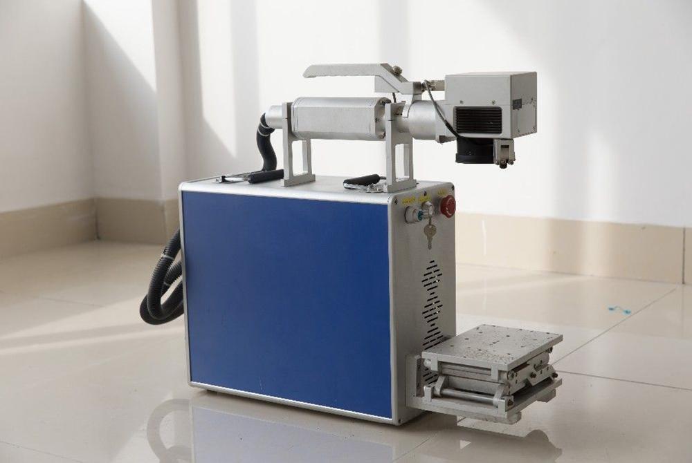 Переносной лазерный маркиратор по металлу