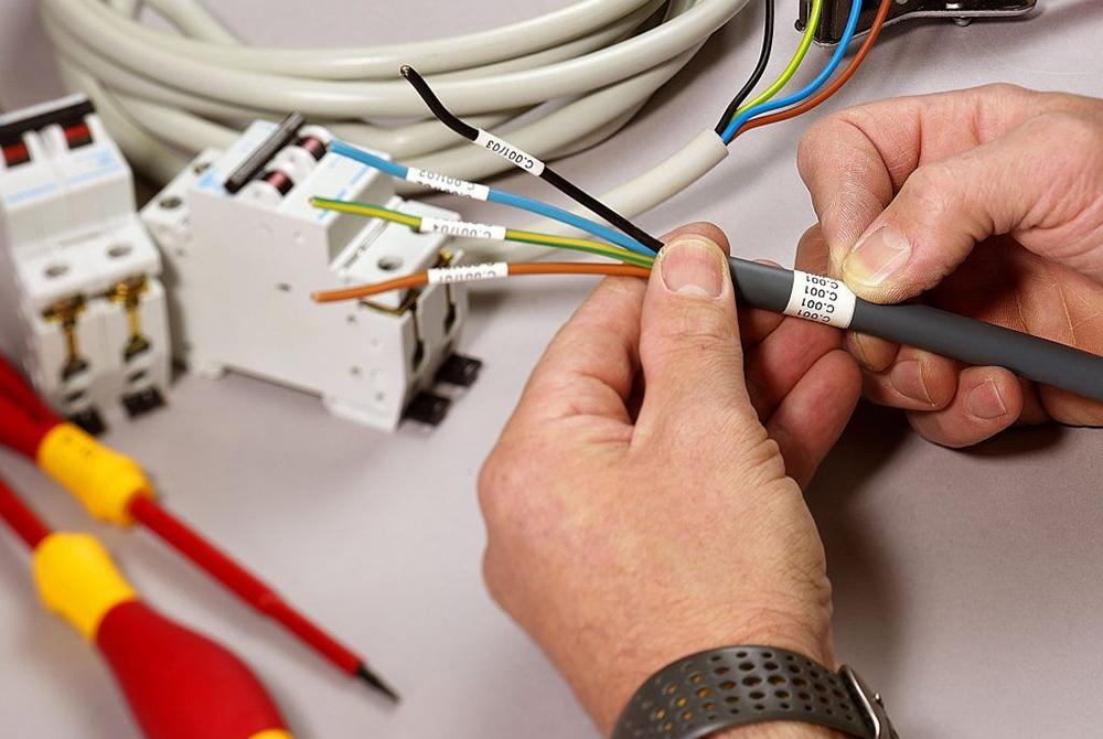 Маркеры для кабеля и проводов
