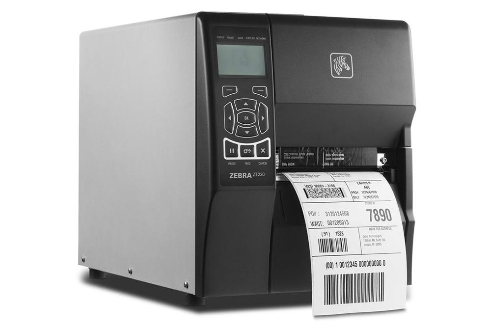 Как работает принтер этикеток
