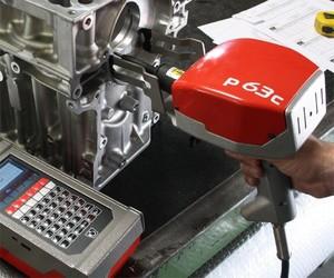 Оборудование для ударно-точечной маркировки
