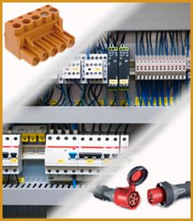 Электроустановочные компоненты и материалы