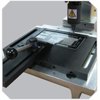 Sic-marking позиционирующая накладка для фиксации бирок и деталей (sic4300203)