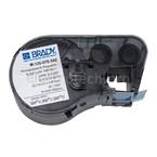 Термоусаживаемые маркеры Brady M-125-075-342, 19,05 * 5,97 мм, белые, печать черная, диаметр 2,8 мм, в картриджи 80 шт. (BMP41/51/53)