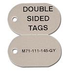Этикетки Brady M71-111-145-GY / 30,63x19,25мм, B-145