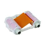 Риббон для globalmark Brady, оранжевый, 105x60000 мм