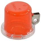 Блокираторы пусковой / аварийной кнопки средний Brady блокиратор, до 22 мм,три наклейки:, желтая,красный,красная,прозрачная, 50x64x9 мм, Комплект