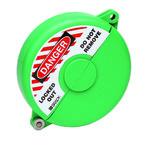 Блокираторы затворных вентилей раздвижной Brady блокиратор, зеленый, 127 мм