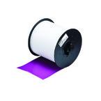 Промышленная лента Brady B-595, винил высокого качества, фиолетовая, для принтера Minimark, 100 мм * 30 м