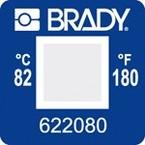 Этикетка индикатор температур Brady TIL, 30 шт. в упаковке
