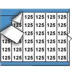 Этикетки Brady WOB-1138-G.M.R