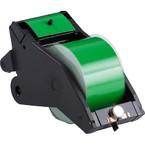 Система маркировочная, виниловая LabelizerPlus / VersaPrinter Brady 57 мм, зеленый,black, 27 м, b-595, Рулон