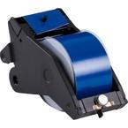 Система маркировочная, виниловая LabelizerPlus / VersaPrinter Brady 57 мм, синий,white, 27 м, b-595, Рулон