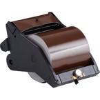 Система маркировочная, виниловая LabelizerPlus / VersaPrinter Brady 100 мм, коричневый,white, 27 м, b-595, Рулон