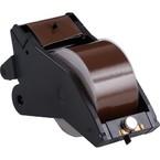 Система LabelizerPlus/VersaPrinter, материал B-595, 57 мм, белый-коричневый, в рулоне 27 м