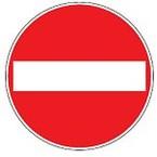Знак маркировки грузов категория опасности 1.6 Brady adr 1.6, 100x100 мм, b-7541, Ламинация, Полиэстер, 1 шт