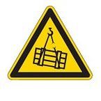 Знак безопасности предупреждающий холод Brady 25 мм, b-7541, Ламинация, pic 323, Полиэстер, 250 шт