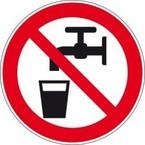 Знак безопасности запрещающий не включать! Brady 100 мм, b-7541, Ламинация, pic 219, Полиэстер, 250 шт