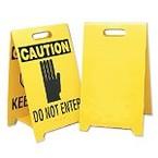 Резиновое основание для предупреждающего столба Bradylink, размер 27 см, 1 шт.