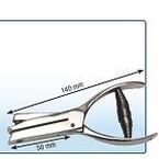 Лента для маркировки труб со стрелкой Brady, черная,ocher, 25x33000 мм