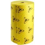 Салфетки для сбора химикатов с stf пиктограммой Brady SPC ch303 (spc134360)