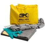 Комплект для сбора химикатов экономичный Brady SPC ska-pp, 10 салфеток,2 бона (spc813857)