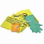 Комплект аксессуаров SC-ACC: защитные очки, перчатки, мешки для утилизации с завязками