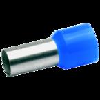 ВтулочныйизолированныйнаконечникKlauke 48020,50мм²,длинавтулки20мм,голубой
