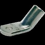 Медный стандартный наконечник Klauke 50R2045, угловой — 45° 150 мм² М20