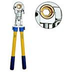 """Ручной механический пресс Klauke K22 для опрессовки кабельных наконечников сменными матрицами серии """"22"""""""
