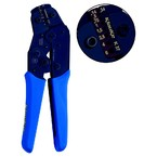 Пресс-клещи с храповым механизмом Klauke K37 для втулочных наконечников, 0,14–6 мм², трапеция