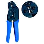 Пресс-клещи с храповым механизмом Klauke K39 для втулочных наконечников, 10–25 мм², трапеция