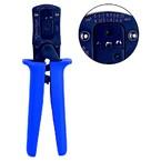 Пресс-клещи с храповым механизмом Klauke K67 для контактных зажимов типа FASTON, конт. 2,8 мм, сечение 0,1–1 мм²