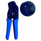 Пресс-клещи с храповым механизмом Klauke K80 для изолированных кольцевых и других наконечников, 0,1–1 мм², овал