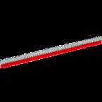 Втулочные изолированные наконечники Klauke ST9728, 1,5 мм², для втулки 8 мм, чёрный, в упаковке 500 шт., в ленте