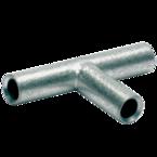 Медный T-образный соединитель Klauke STV1525 для сплошных жил 1,5–2,5 мм²