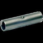 Стыковый луженый соединитель (гильза) Klauke SV50 без ограничителя для сплошных жил 50 мм², медь