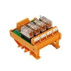 Релейный модуль RSM-серия RSM/4RS/24VDC/LP/GEM.
