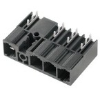 Штекерный соединитель печатной платы SU 10.16IT 03 270MF3 3.5AG BK BX