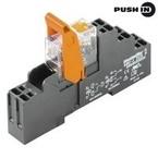 Релейный модуль RCIKITP 24VDC 2CO LD PB MC