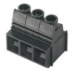 Клемма печатной платы omnimate power 10.16мм LUP/10.16/02/90V/3.2SN/BK/BX