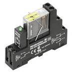 Релейный модуль с контактами с принудительным управлением RIDERSERIES FG RCIKIT/24VDC/2CO/LD/FG