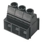 Клемма печатной платы omnimate power 10.16мм LUP/10.16/03/90/3.2SN/BK/BX