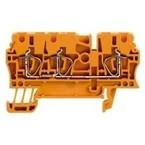 Проходная клемма пружинная ZDU/2.5/3AN/OR