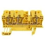 Проходная клемма пружинная ZDU/2.5/3AN/GE