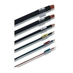 Прозрачная гильза TM 0/12 HF/HB 12 × 5,4 мм, полиэтилен НП, диаметр 1,3–2 мм