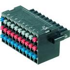 Штекерный соединитель печатной платы BL I O 3.50 30FP PNP LED SN BK BX