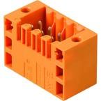 Штекерный соединитель печатной платы S2L SMT 3.50 16 180LF 3.5SN BK BX