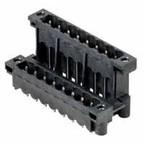 Штырьковый соединитель (фланец/фланец под пайку) 5.08 mm SLDV/THR/5.08/06/180FLF/3.2SN/BK/BX