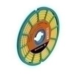 Маркировка кабеля CableLine 2.5-5мм (6x4.2мм, желтый) CLI/C/1/6/GE/SW/42/CD